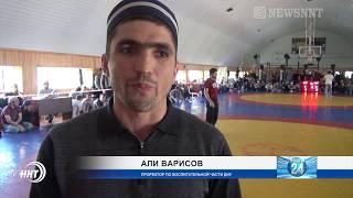 В ДиУ прошёл турнир по вольной борьбе в честь победы в ВОВ