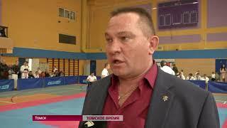 Томск принял открытый региональный турнир по армейскому рукопашному бою