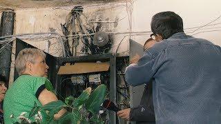 """""""Доска позора"""": Жильцы многоэтажки в Дзержинском районе эвакуируют своих детей, опасаясь пожара"""