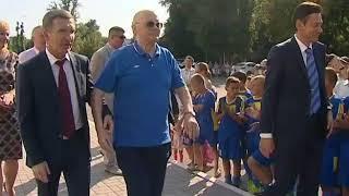 Легенда ростовского футбола Виктор Понедельник отмечает 81-й день рождения