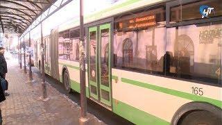 2018 год обещает стать прорывным для транспортной сферы Новгородской области