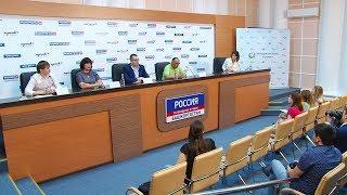 Полная запись пресс-конференции по итогам работы молодежной школы «Берлек»