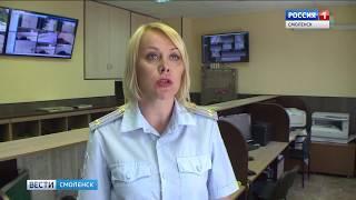 Смоленские полицейские задержали домушника
