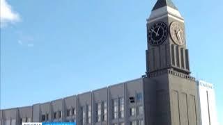 Часы на главной башне города замерли второй раз за месяц