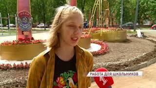 Школьники вышли на работу: как могут заработать несовершеннолетние ярославцы