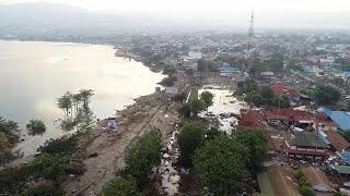 Сулавеси: 832 погибших в результате землетрясения и цунами…