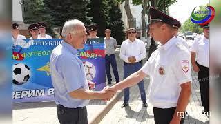 Сотрудники МВД Дагестана получили 78 новых автомобилей