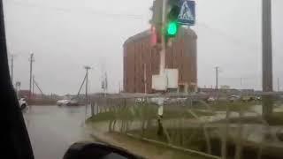 В Ставрополе патрульная машина Росгвардии стала участником аварии