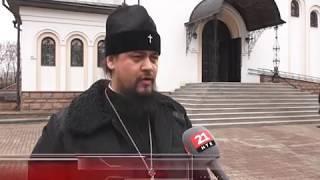 Колокол для звонницы нового храма Александра Невского прибыл в Биробиджан(РИА Биробиджан)