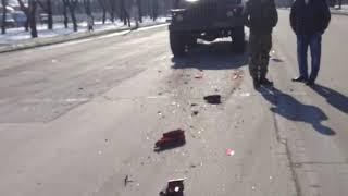 0512: ДТП с участием военного автомобиля