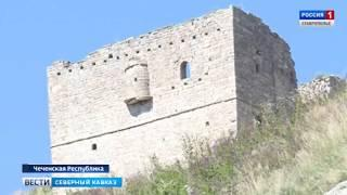 В уединении гор. В Чечне реставрируют древнюю мечеть