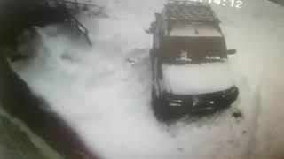 В Петропавловске внедорожник сбил школьника: у ребенка тяжелые травмы, водитель в розыске