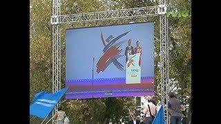 """Самарские первокурсники отметили день студента парадом по кампусу """"аэрокоса"""""""
