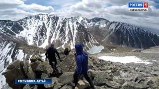 В шестой раз новосибирцы прошли «По следам снежного барса»
