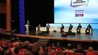 В Салехарде состоялось открытие конгресса средств массовой информации «Арктический Медиамир»