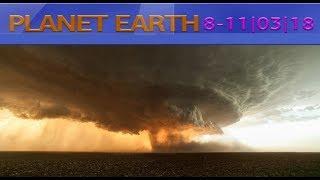 Что произошло и случилось сегодня на земле?  What happened today on earth? 8-11/03/18