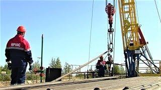 Нефтяники с помощью УЗИ проверяют скважины