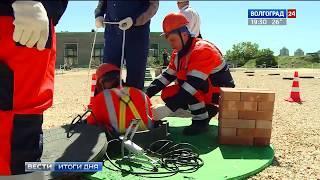 В Волгограде прошел конкурс профмастерства среди работников водоканалов