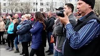 Митинг против пенсионной реформы пройдет в Петропавловске | Новости сегодня