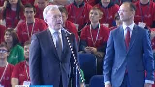 В Красноярске открыли 6-й региональный чемпионат WorldSkills