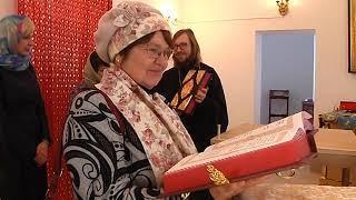 В святая святых храма в мкр Биробиджан-2 побывали журналисты ЕАО
