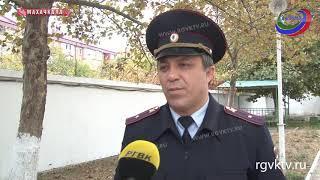 ГИБДД по Дагестану проводит в республике акцию «Детское кресло»