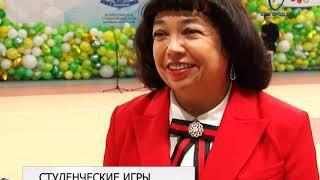 Первый этап Студенческих игр боевых искусств стартовал в Белгороде