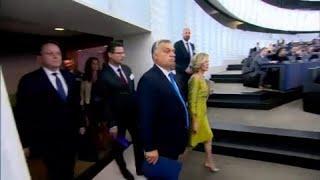 Острые дебаты о Венгрии и ЕС