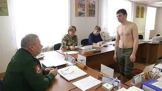 Российская армия пополнится 53 новобранцами из Когалыма