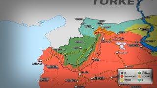 24 сентября 2018. Военная обстановка в Сирии. Минобороны РФ сообщило детали гибели Ил-20.