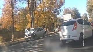 В Ростове на Таганрогской произошло массовое ДТП, есть пострадавшие