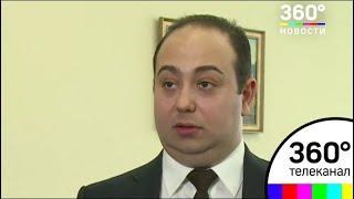 Глава Химок доложил губернатору о социально‐экономическом развитии муниципалитета