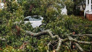 """Ураган """"Флоренс"""": разрушения и жертвы"""