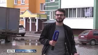 Последствия ливней устраняют в Вологодской области