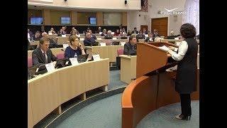 Развитие региона и его бюджет обсудили в Самарской губернской думе