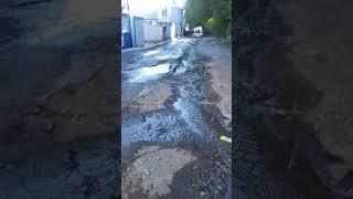 Коммунальная авария на Брянской/Азина