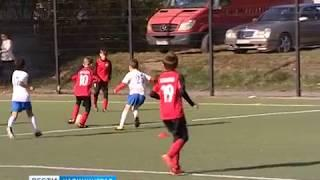В Калининграде завершилось первенство региона по футболу среди детей