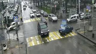 ДТП, АВАРИИ на дорогах 2018. №2