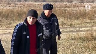 В Астрахани футболист задержан за убийство таксиста
