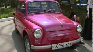 В Пензе открылась выставка ретро-автомобилей