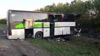 Водитель автобуса, обвиняемый в совершении смертельного ДТП, арестован на Ставрополье