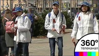 Акция «Георгиевская ленточка» сегодня стартовала в России