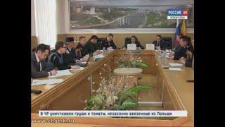 Представители Общественного совета при МВД республики обсудили вопросы профилактики ДТП и проблему а