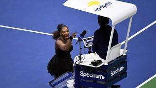 US Open: скандал и победа