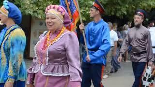 Крымские тулумбасы собрали казаков со всей России