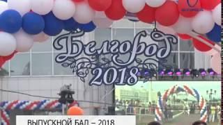 Каждый седьмой белгородский выпускник окончил школу с медалью