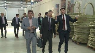 В Ставрополь приехали бизнесмены из Швейцарии