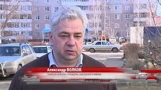 В Заволжском районе полным ходом идет капитальный ремонт многоквартирных домов