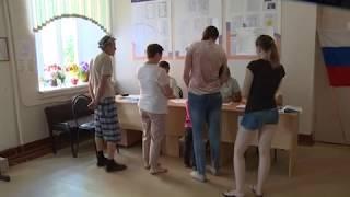 Досрочные выборы главы поселений