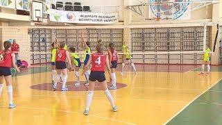 В Волгограде проходит первенство России по волейболу